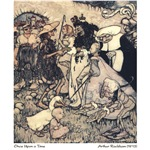 Rackham's Once Upon a Time
