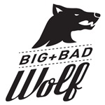 B&W Big Bad Wolf