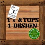 T's & Tops (1 design)