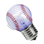 Baseball Lightbulb