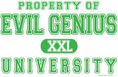 Evil Genius University