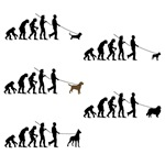 Evolution of Dog Owners