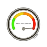 Awesome-O-Meter