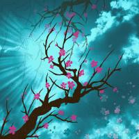 4 Elements: Earth-Cherry Blossom
