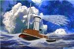 Sea Going Steamtug
