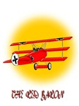 The Red Baron WW1 Fighter Ace