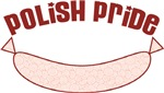 Polish Pride | Weird nationalist Hot Dog T-shirts & Gifts for Saucy Sausage Lovers