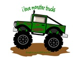 MONSTER TRUCK - LOVE TO BE ME