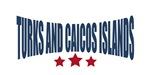 Turks and Caicos Islands Three Starts Design
