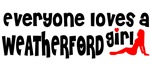 Everyone loves a Weatherford Girl