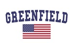 Greenfield US Flag