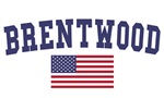 Brentwood Tn US Flag