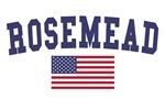 Rosemead US Flag