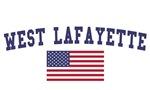 West Lafayette US Flag