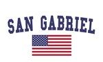 San Gabriel US Flag
