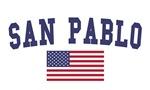 San Pablo US Flag