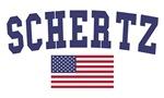 Schertz US Flag