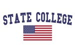 State College US Flag