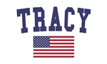Tracy US Flag