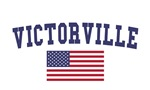 Victorville US Flag