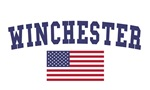 Winchester US Flag