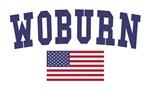 Woburn US Flag