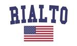 Rialto US Flag