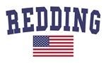 Redding US Flag