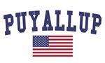Puyallup US Flag