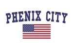 Phenix City US Flag