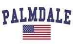 Palmdale US Flag