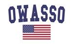 Owasso US Flag