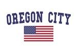 Oregon City US Flag