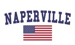 Naperville US Flag