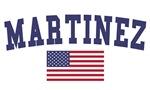 Martinez US Flag