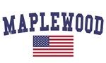 Maplewood US Flag