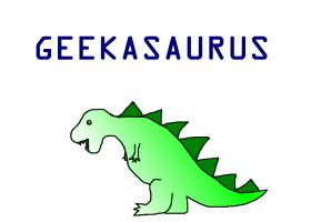 GEEKASAURUS