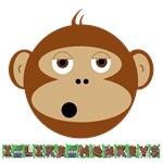 I Like Monkeys Teez