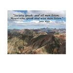Mountains Speak