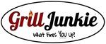 Grill Junkie Pro Oval Logo