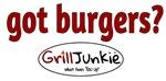 Grill Junkie got burgers?