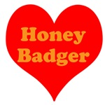 Love Honey Badger