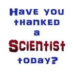 Thank Scientist
