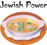 Jewish Power Funny Jewish T-Shirt
