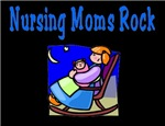 Nursing Mom's Rock