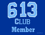  Jewish Club 613