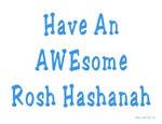 Awesome Rosh Hashanah