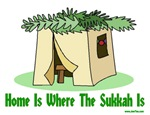 Home Is Where The Sukkah Is