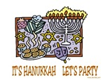 Party Time Hanukkah