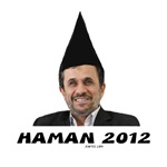 Haman Purim 2012